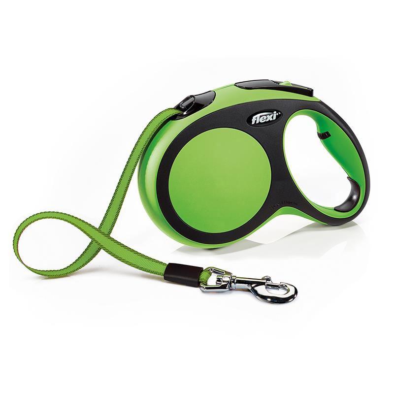 Flexi New Comfort Large 5 Mt Şerit Yeşil