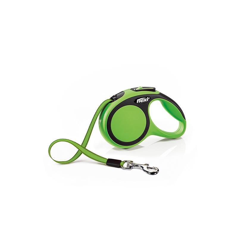 Flexi New Comfort XSmall 3 Mt Şerit Yeşil