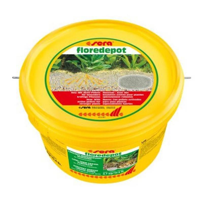 Sera Floredepot 4.7 Kg