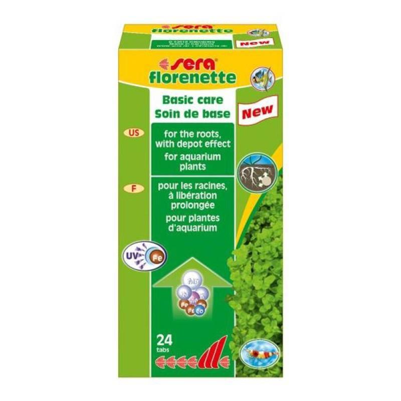Sera Florenette A Tablet Bitki Gübresi 24 Tablet