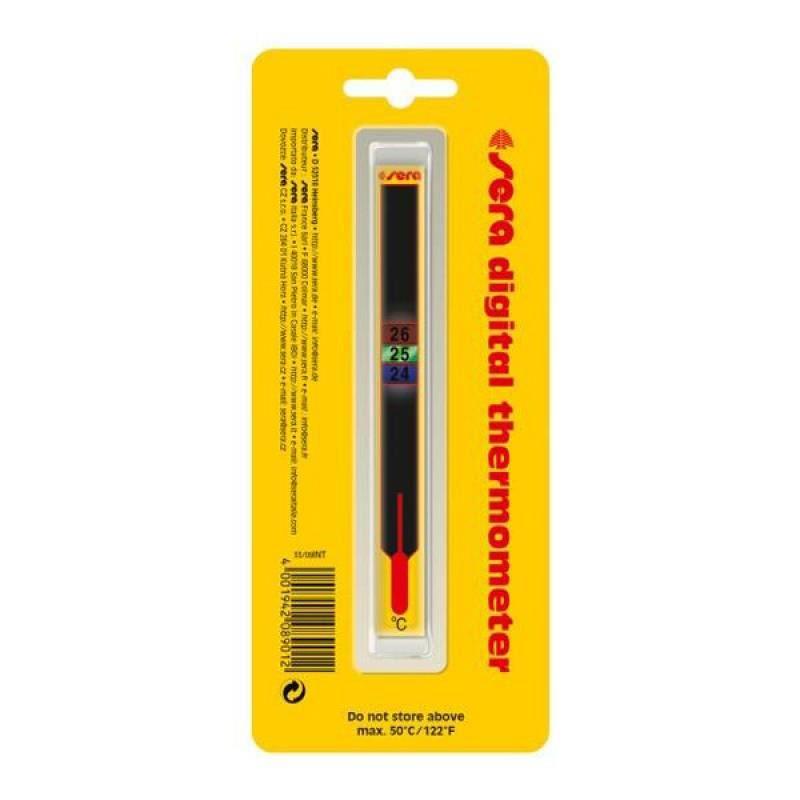 Sera Dijital Termometre