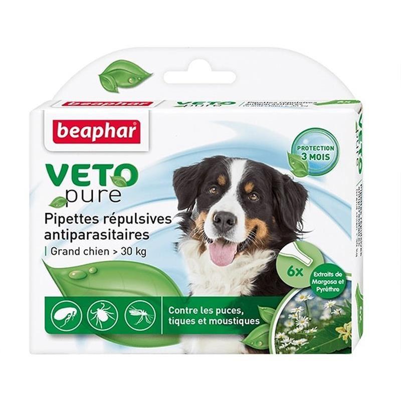 Beaphar Bio Spot On Köpek Pire Damlası Large 3lü