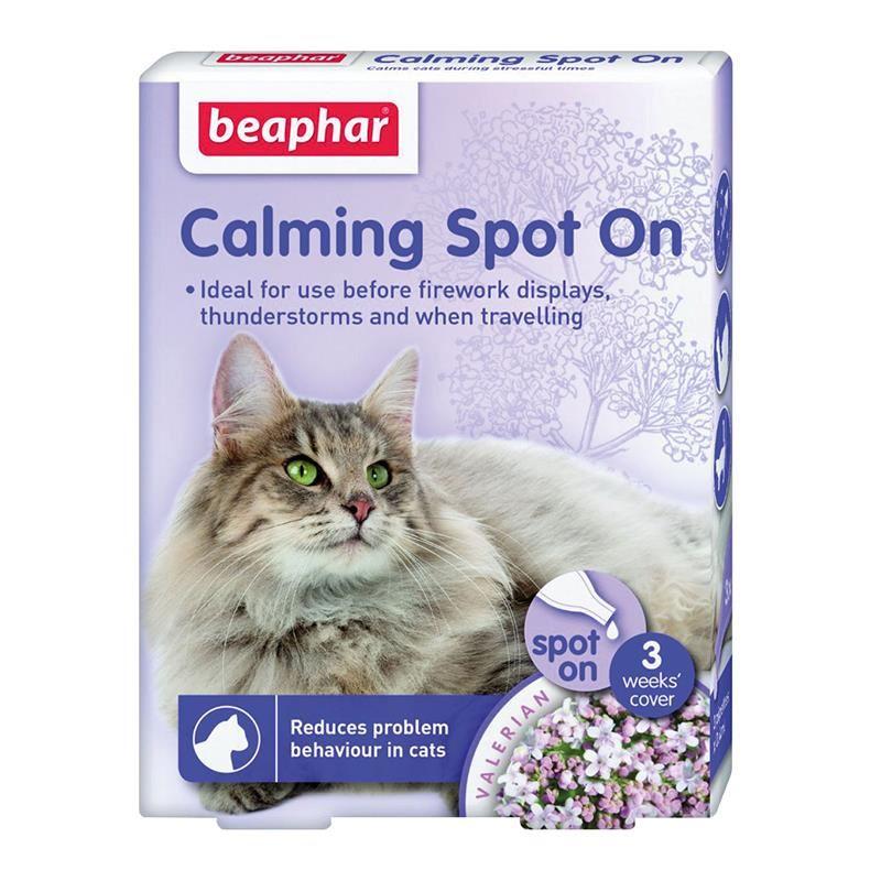 Beaphar Calming Spot On Kedi Sakinleştirici Damla