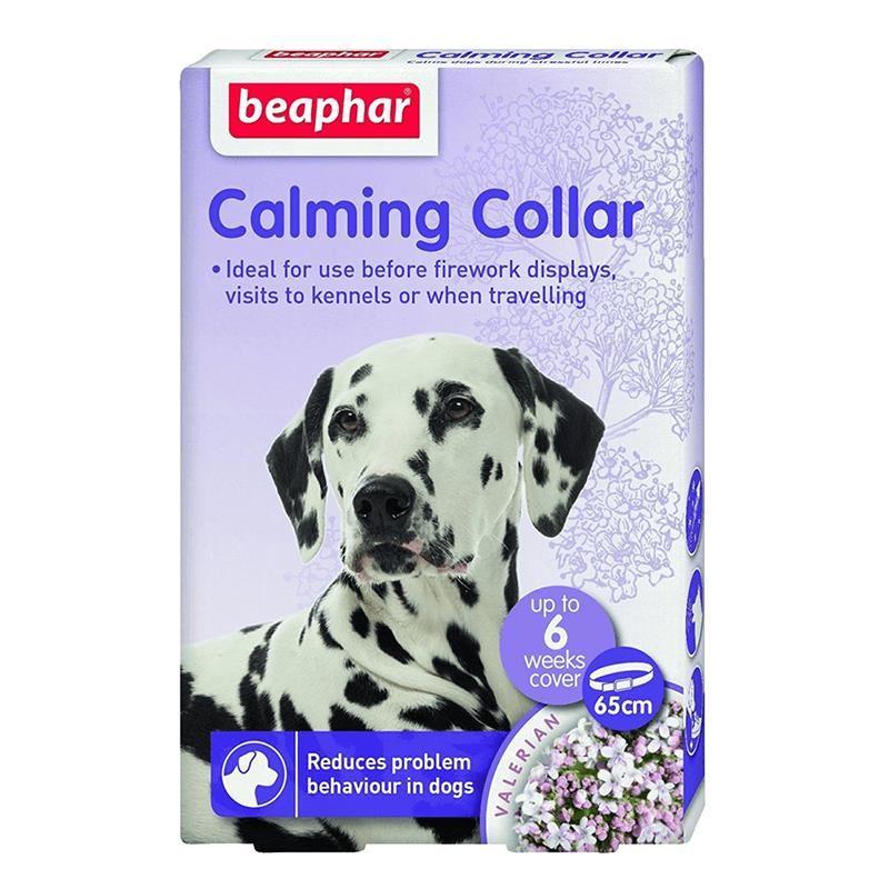 Beaphar Calming Collar Sakinleştirici Köpek Tasması 65 Cm