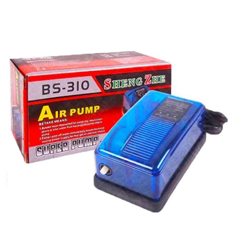 RS-BS310 Akvaryum Hava Motoru Tek Çıkışlı 2,5L/3W