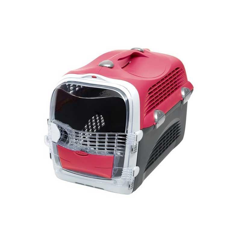 Catit Cabrio Kedi ve Köpek Taşıma Çantası Kırmızı