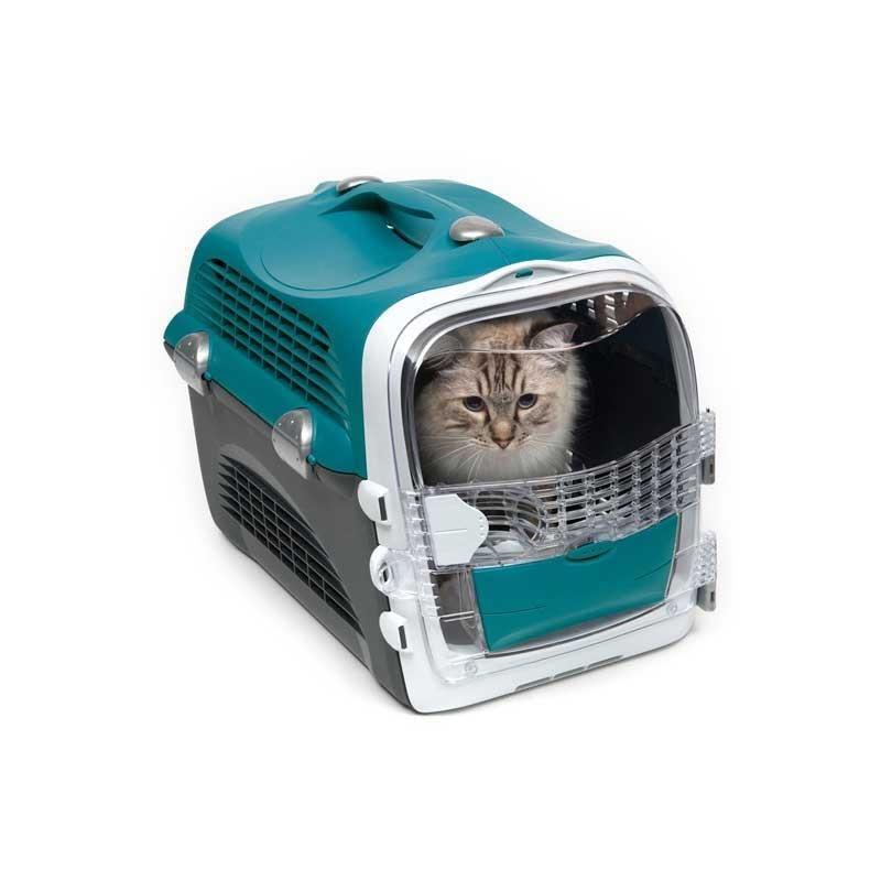 Catit Cabrio Kedi ve Köpek Taşıma Çantası Turkuaz
