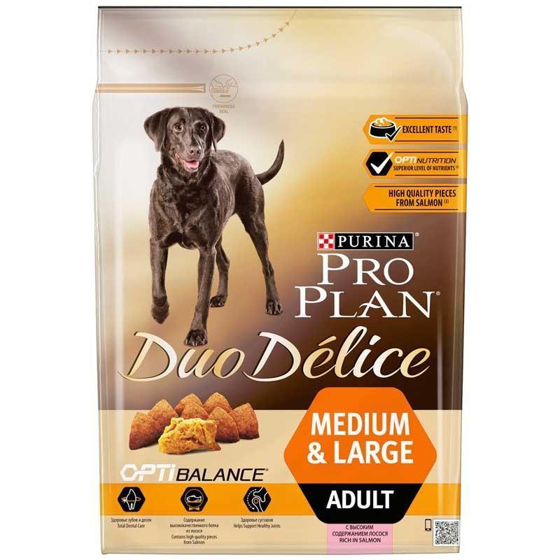Proplan Duo Delice Somonlu Yetişkin Köpek Maması 10 kg