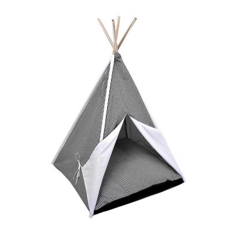 Dubex Mini Çadır Siyah Beyaz