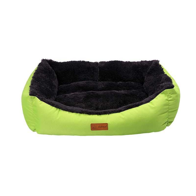 Dubex Jellybean Kedi Köpek Yatağı Yeşil Large