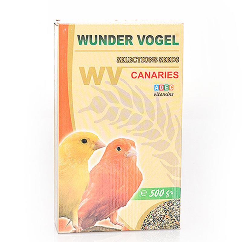 Wunder Vogel Selection Kanarya Yemi 500 Gr