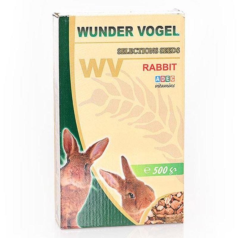 Wunder Vogel Selection Tavşan Yemi 500 Gr