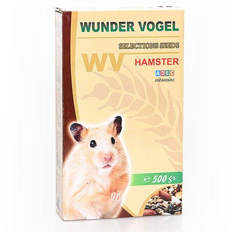 Wunder Vogel Selection Hamster Yemi 500 Gr