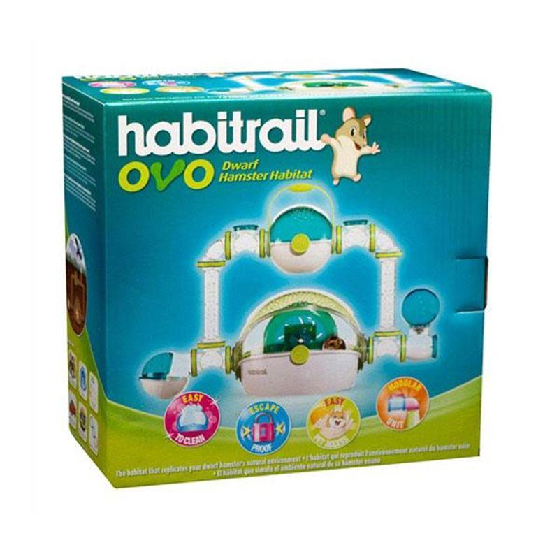 Habitrail Ovo Dwarf Komple Hamster Kafes Seti