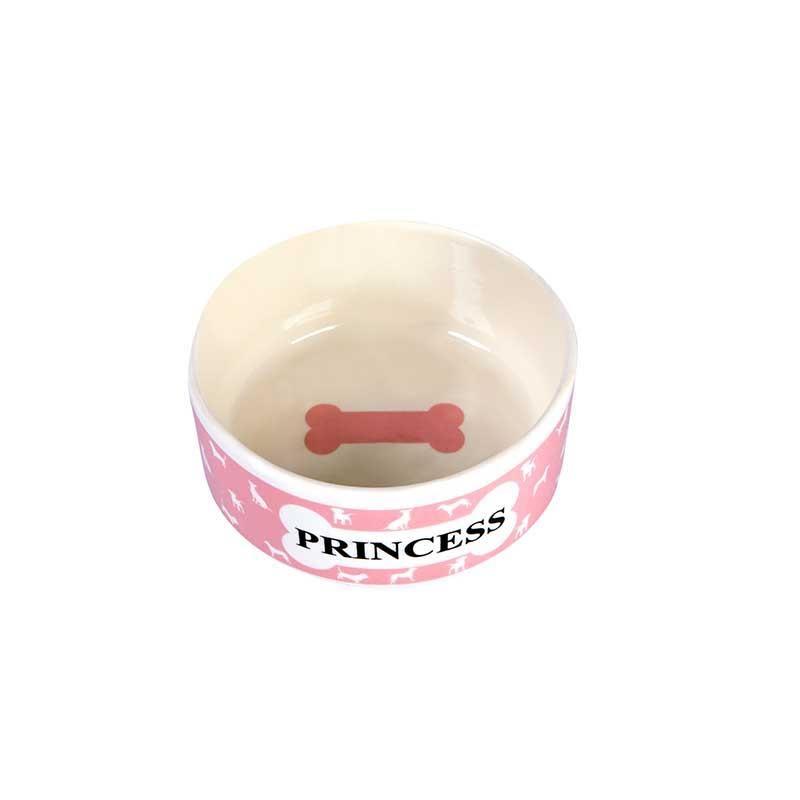 Dubex Seramik Mama Su Kabı Princess Pembe 1 lt