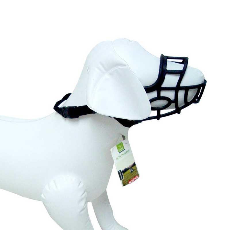 Nunbell Köpek Plastik Ağızlık XL