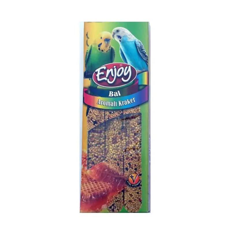 Enjoy Ballı Kuş Krakeri 3lü