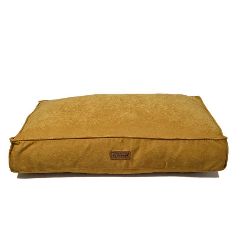 Dubex Soft Köpek Yatağı Sarı XL