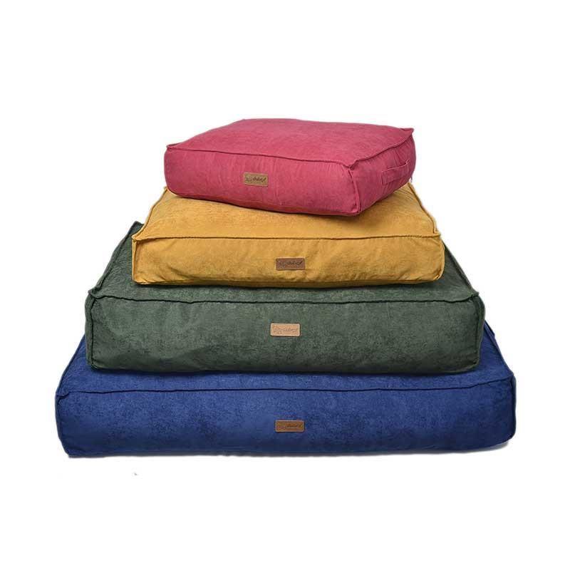Dubex Soft Köpek Yatağı Koyu Yeşil Small