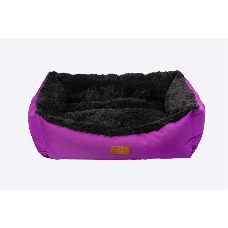 Dubex Jellybean Kedi Köpek Yatağı Lila Large