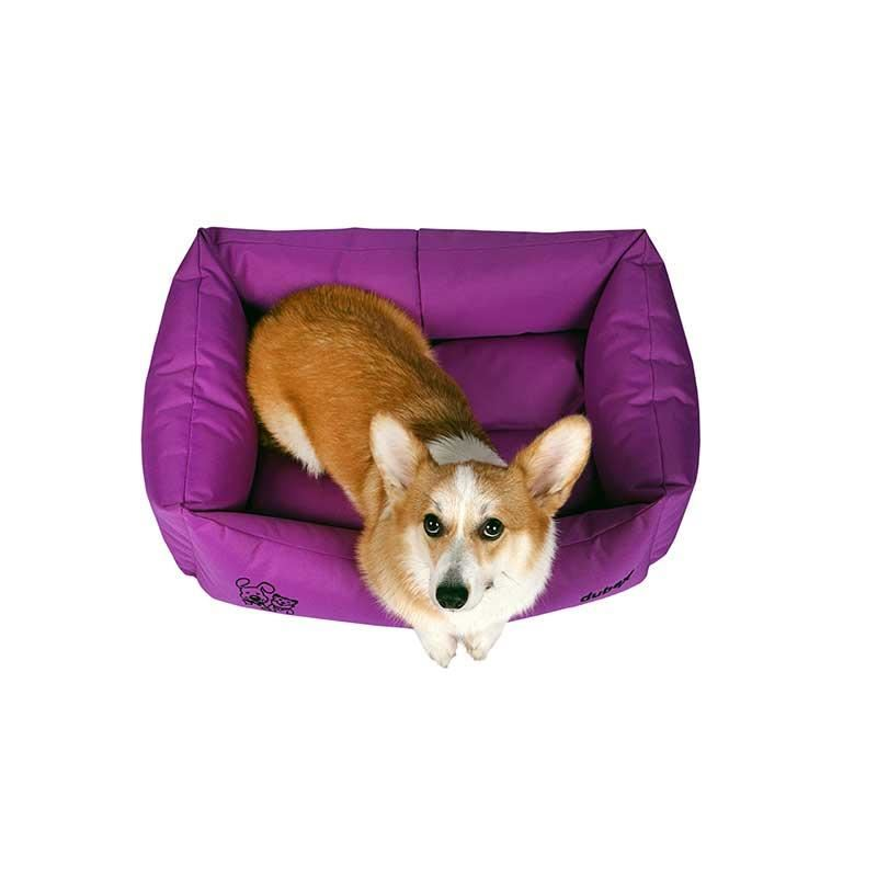 Dubex Gelato Kedi Köpek Yatağı Lila Small
