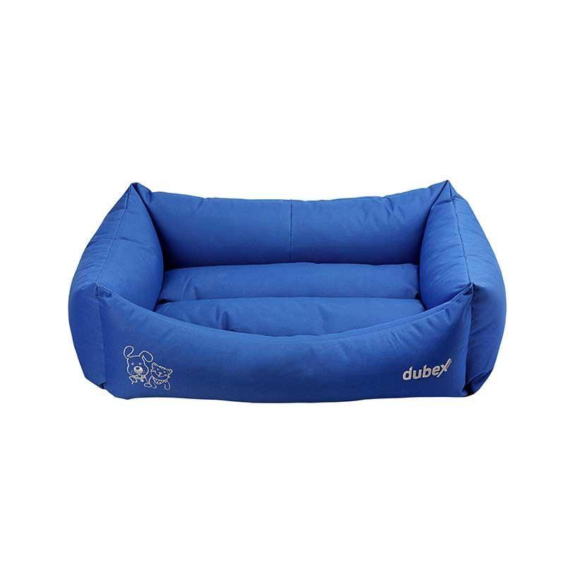 Dubex Gelato Kedi Köpek Yatağı Mavi Large