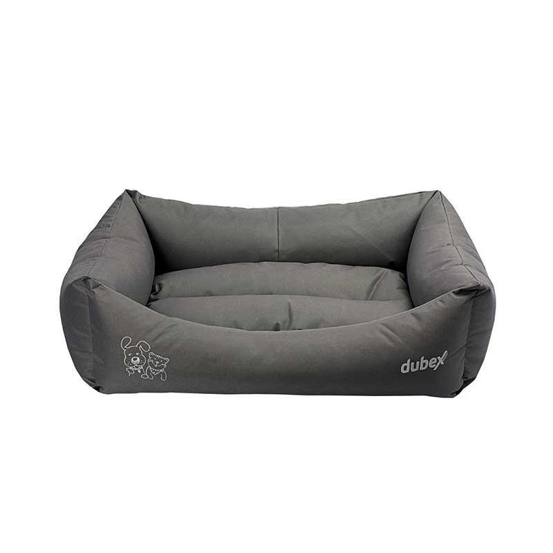Dubex Gelato Kedi Köpek Yatağı Gri XL