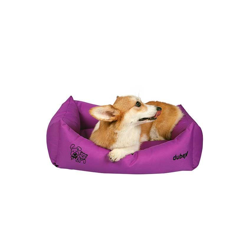 Dubex Gelato Kedi Köpek Yatağı Lila Large