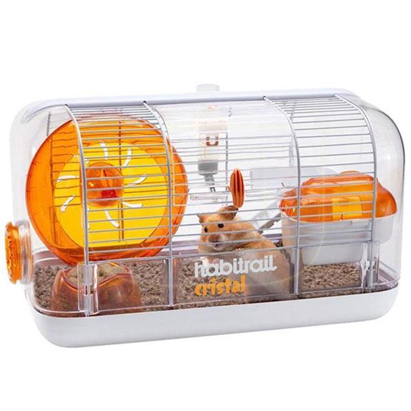 Habitrail Habitrail Cristal Hamster Kafesi 62820