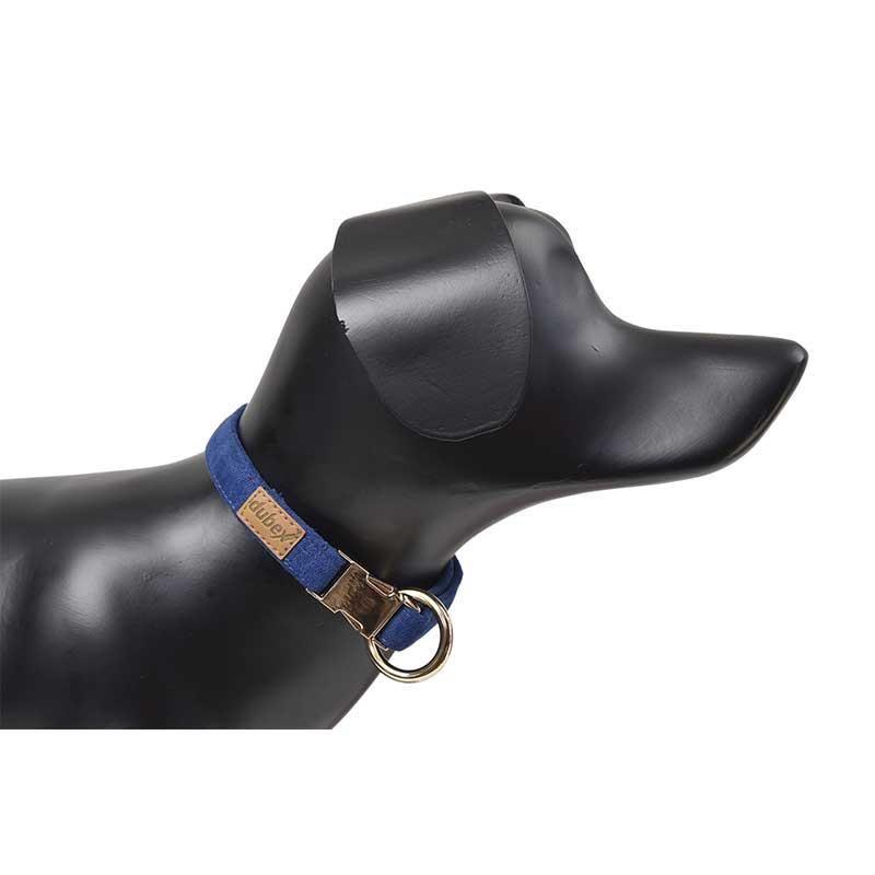 G-Dog Köpek Boyun Tasması Mavi M-L