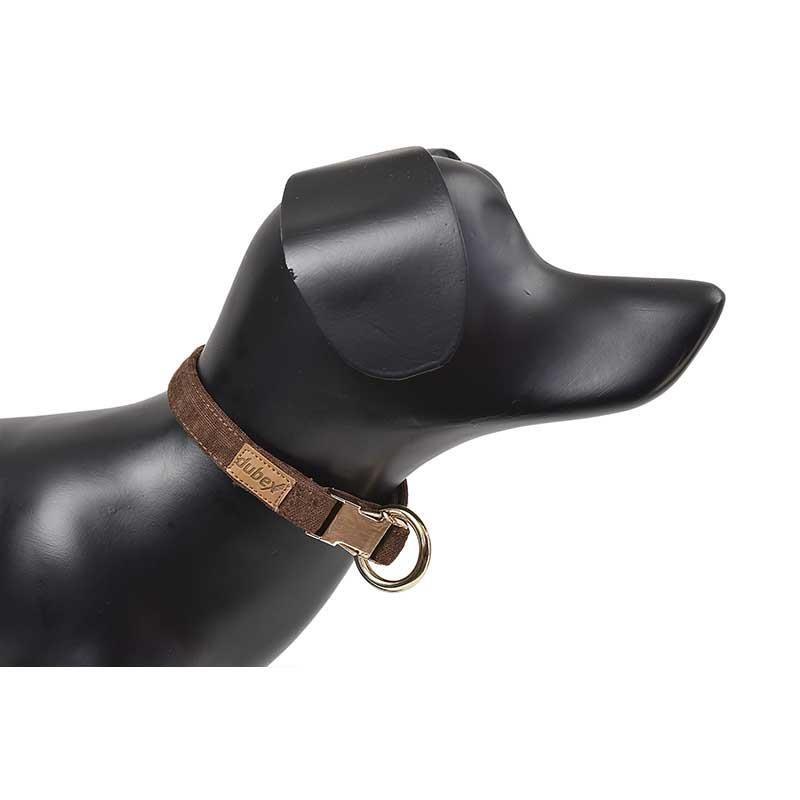 G-Dog Köpek Boyun Tasması Koyu Kahve L-XL