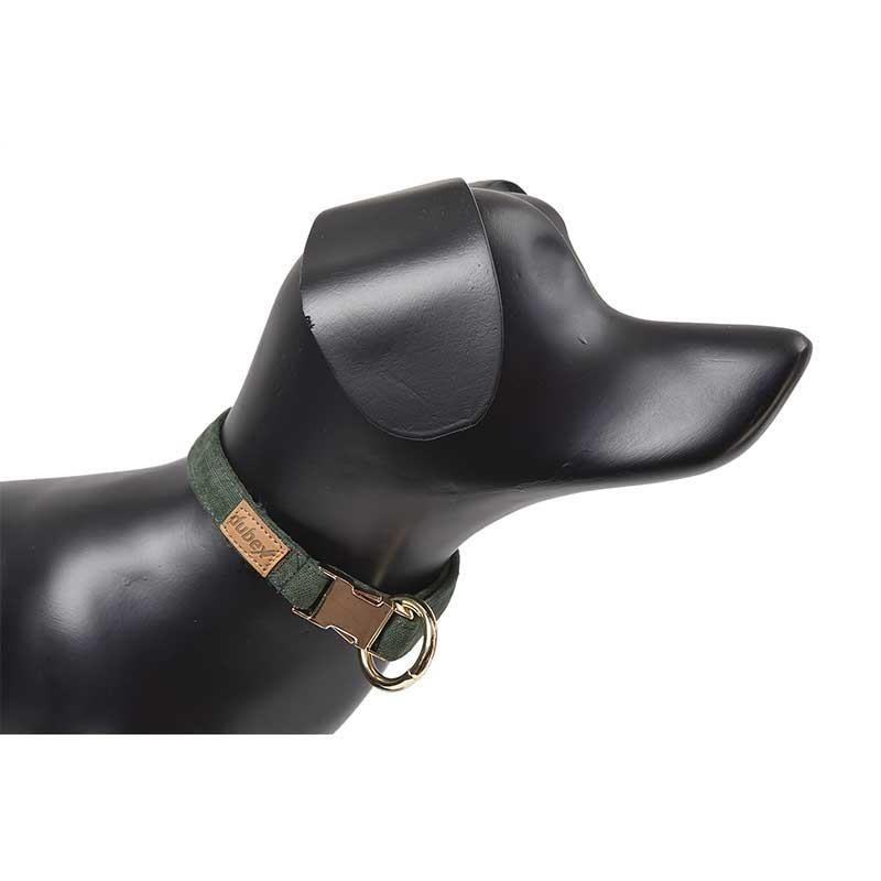 G-Dog Köpek Boyun Tasması Koyu Yeşil XS-S