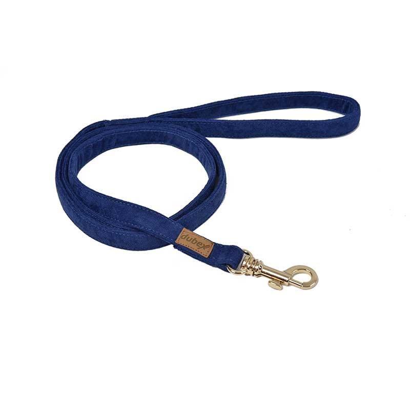 G-Dog Köpek Gezdirme Tasması Kayışı Mavi M-L-XL