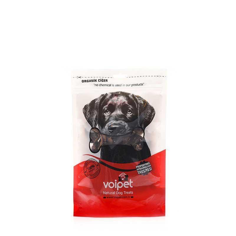 Voipet Köpek Ödülü Kurutulmuş Ciğer 100 gr
