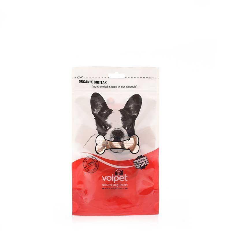Voipet Köpek Ödülü Kurutulmuş Dana Gırtlak 100 gr
