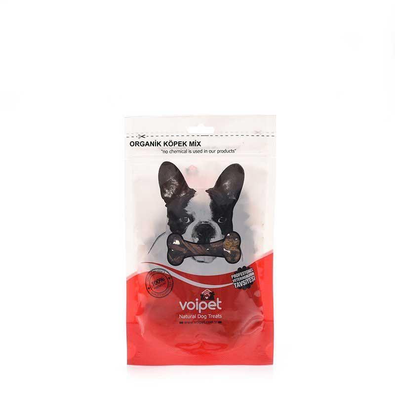 Voipet Köpek Ödülü Kurutulmuş Köpek Mix 100 gr