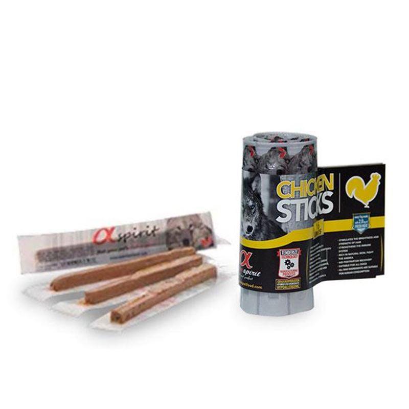Alpha Spirit Tavuklu Sticks Köpek Ödülü 10 Gr 16 Lı