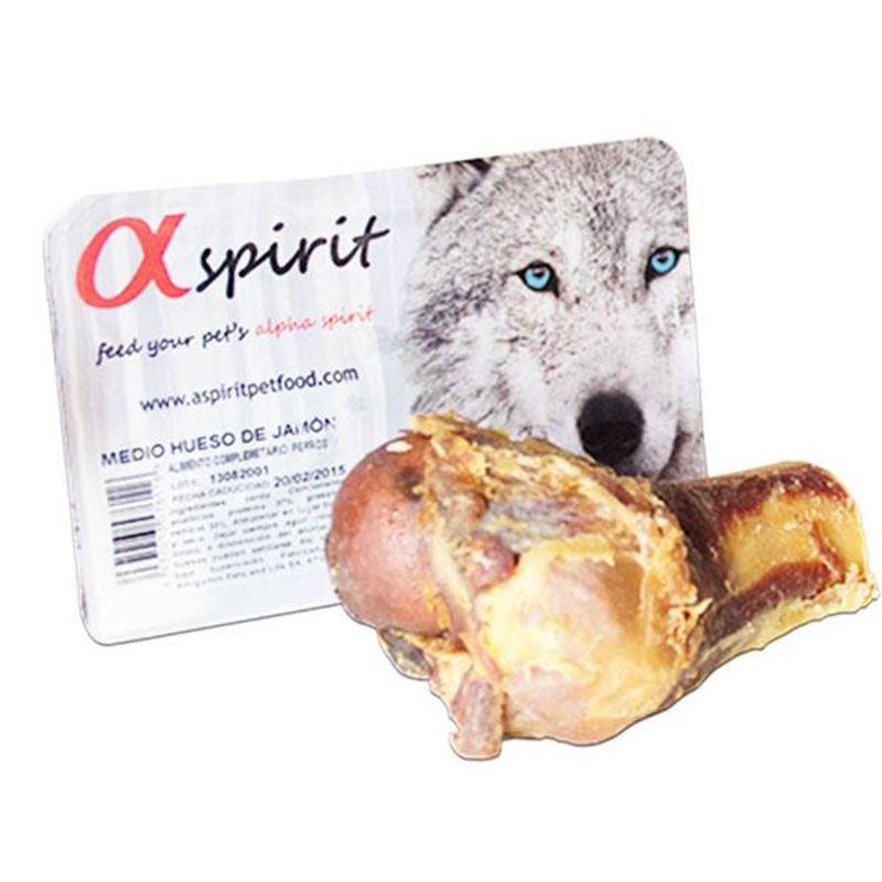 Alpha Spirit Yarım Jambone Domuz Kemiği 110 Gr