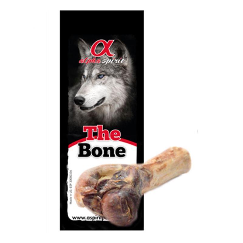 Alpha Spirit Yarım Vakum Jambon Köpek Kemiği 150 Gr