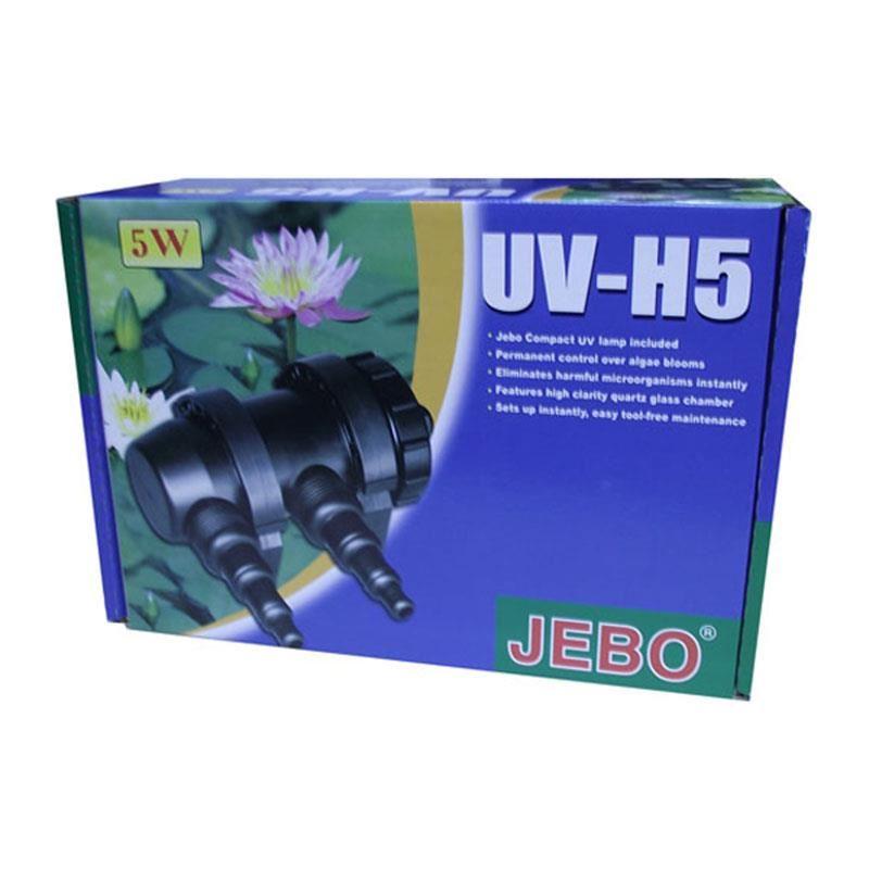 JEBO UV-H5 Akvaryum Ultraviyole Filitre 5 Watt
