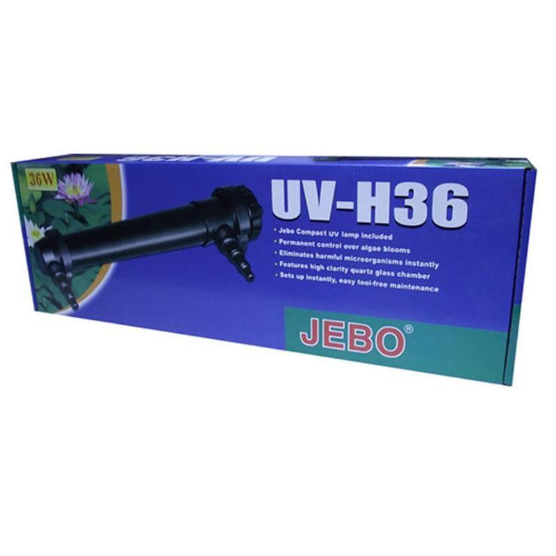JEBO UV-H36 Akvaryum Ultraviyole Filitre 36 Watt