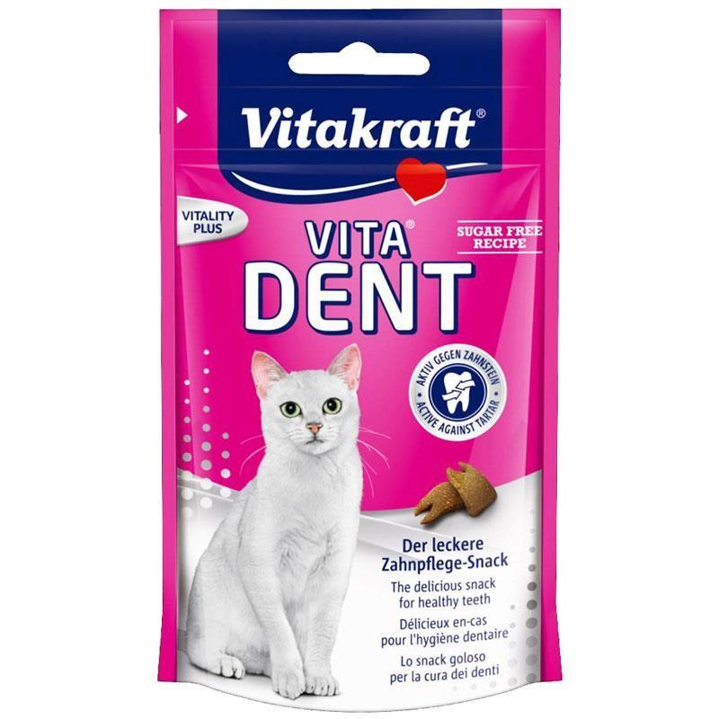 Vitakraft Vita Dent Tartar Önleyen Kedi Ödülü 75 Gr
