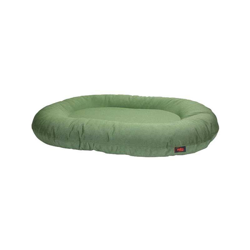 EwoX by Mita Gardenya Pro Kedi ve Köpek Yatağı 80x60cm Yeşil