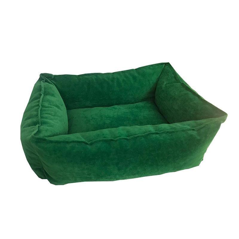 EwoX by Mita Frezya Eko Kedi Köpek Yatağı 50x35cm Yeşil