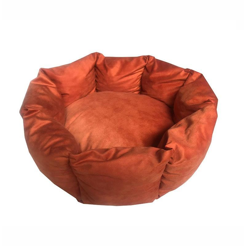 EwoX by MITA Juliet Kedi Köpek Yatağı 50x50cm Kahverengi