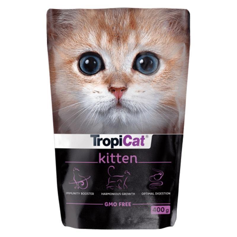 TropiCat Premium Yavru Kedi Maması 400 Gr