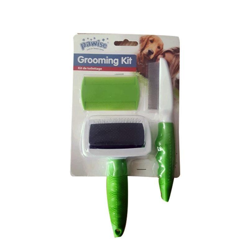 Pawise Pet Brush & Comb Fırça Seti