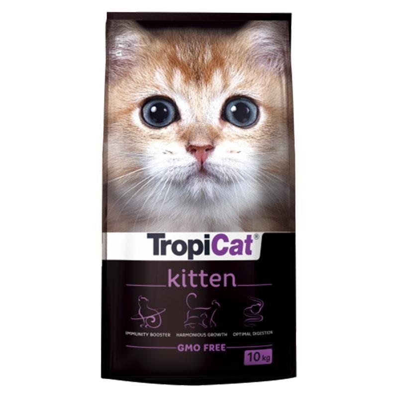 TropiCat Premium Yavru Kedi Maması 10 Kg