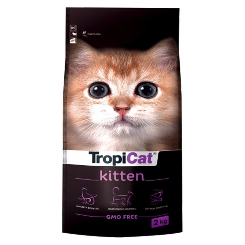 TropiCat Premium Yavru Kedi Maması 2 Kg