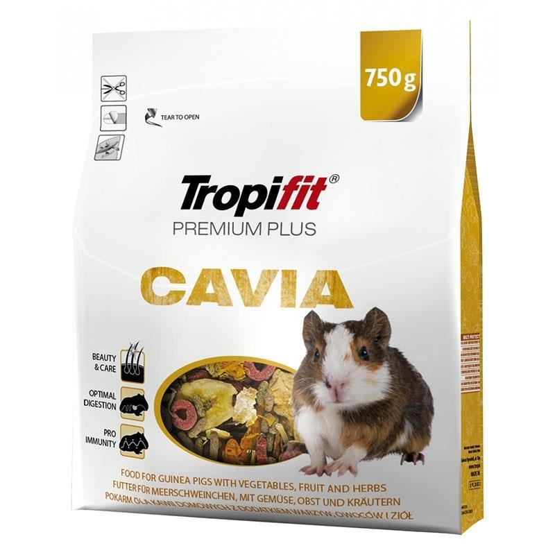 Tropifit Cavia Guinea Pig Ginepig Yemi 750 gr